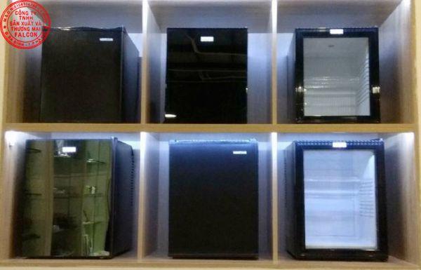 Công ty cung cấp tủ lạnh mini khách sạn, tủ mát khách sạn đẹp, cao cấp nhất