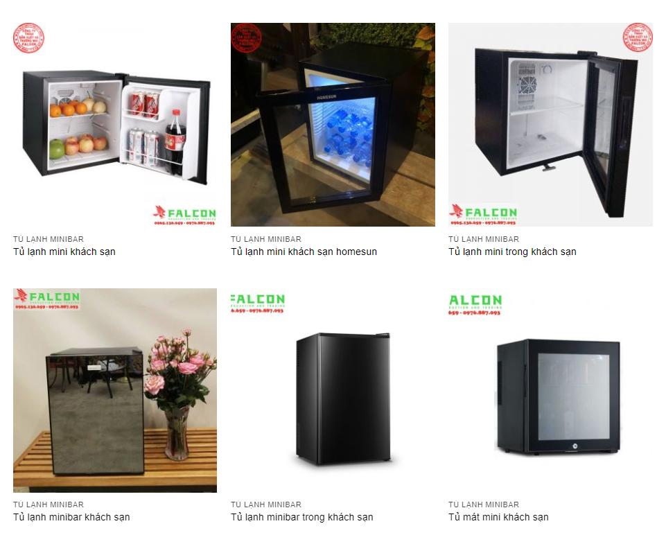 Những mẫu tủ lạnh mini bar dung tích 36l - 40l - 50L