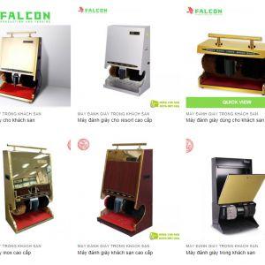 Những mẫu máy đánh giầy dùng trong công ty, khách sạn