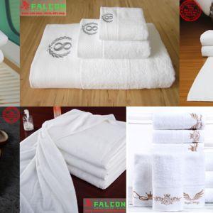 Những mẫu khăn tắm, khăn mặt, khăn tay khách sạn